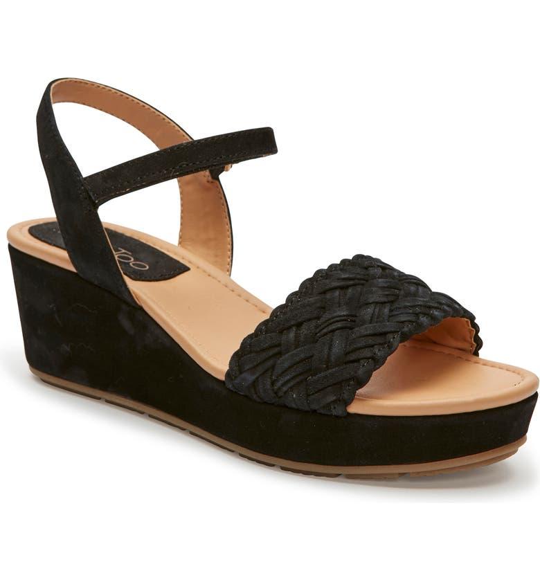 ME TOO Abella Wedge Sandal, Main, color, 014