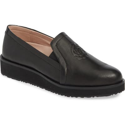 Taryn Rose Collection Rafaella Loafer, Black
