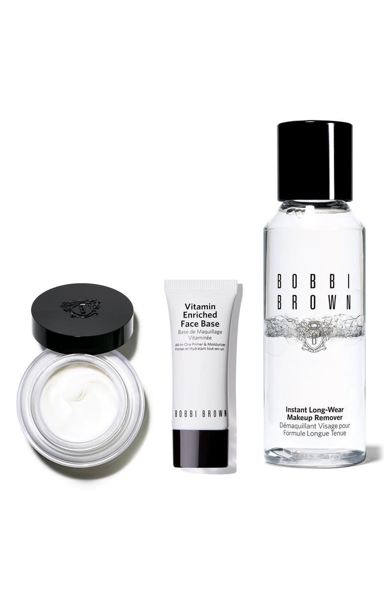 BOBBI BROWN Skincare Basics Set, Main, color, NO COLOR