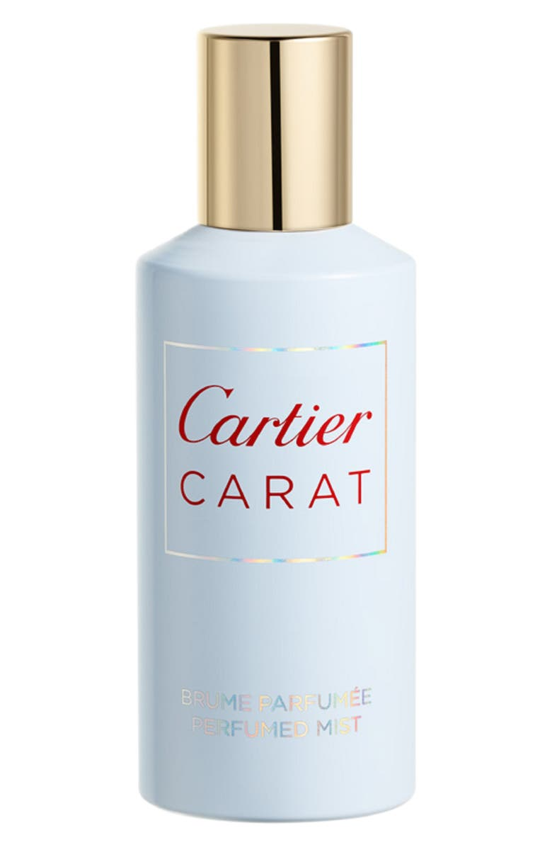 CARTIER Carat Perfumed Hair and Body Mist, Main, color, NO COLOR