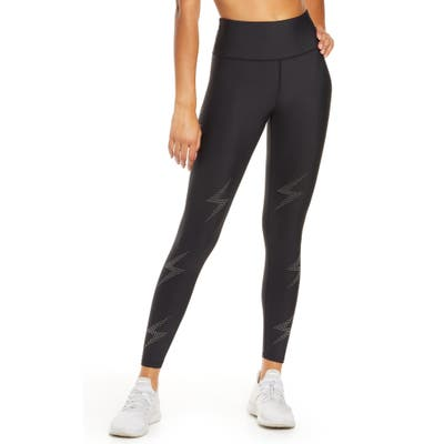 Soul By Soulcycle Electric Feeling Tights, Black