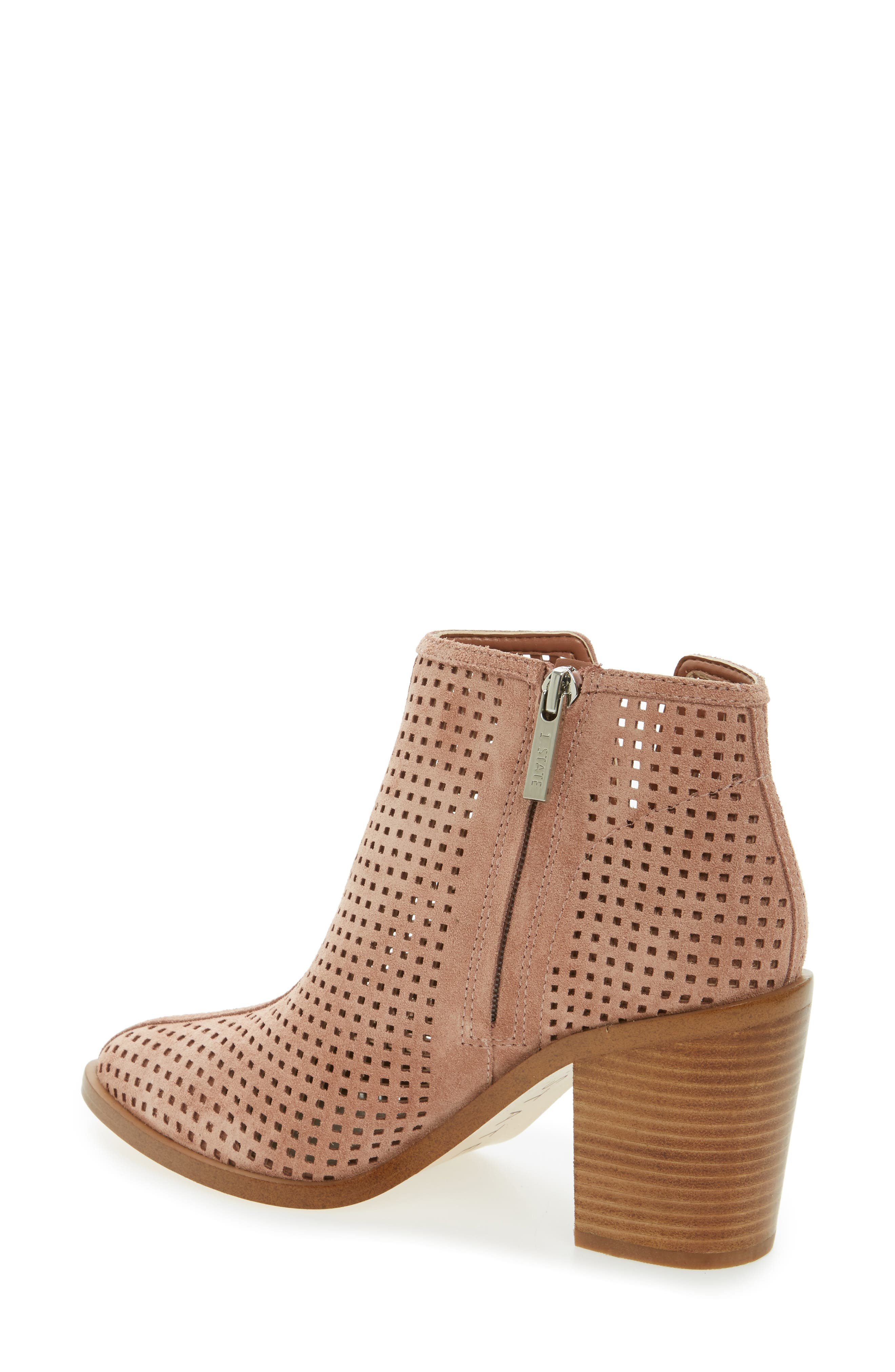 ,                             1. STATE Larocka Perforated Bootie,                             Alternate thumbnail 10, color,                             690