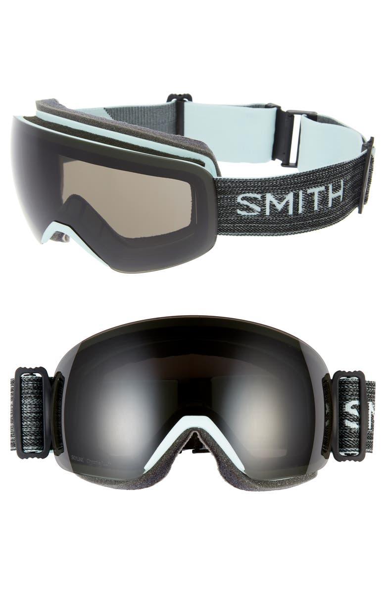 SMITH Skyline 215mm ChromaPop Snow Goggles, Main, color, 005