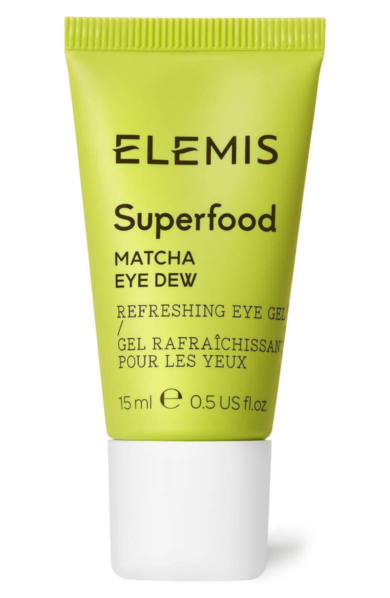 ELEMIS Superfood Matcha Eye Dew Cooling Eye Gel, Main, color, NO COLOR