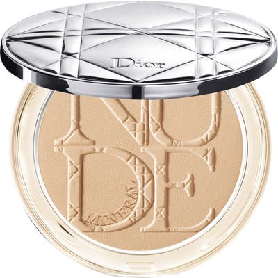 Dior Diorskin Mineral Nude Matte Perfecting Powder - 003 Medium