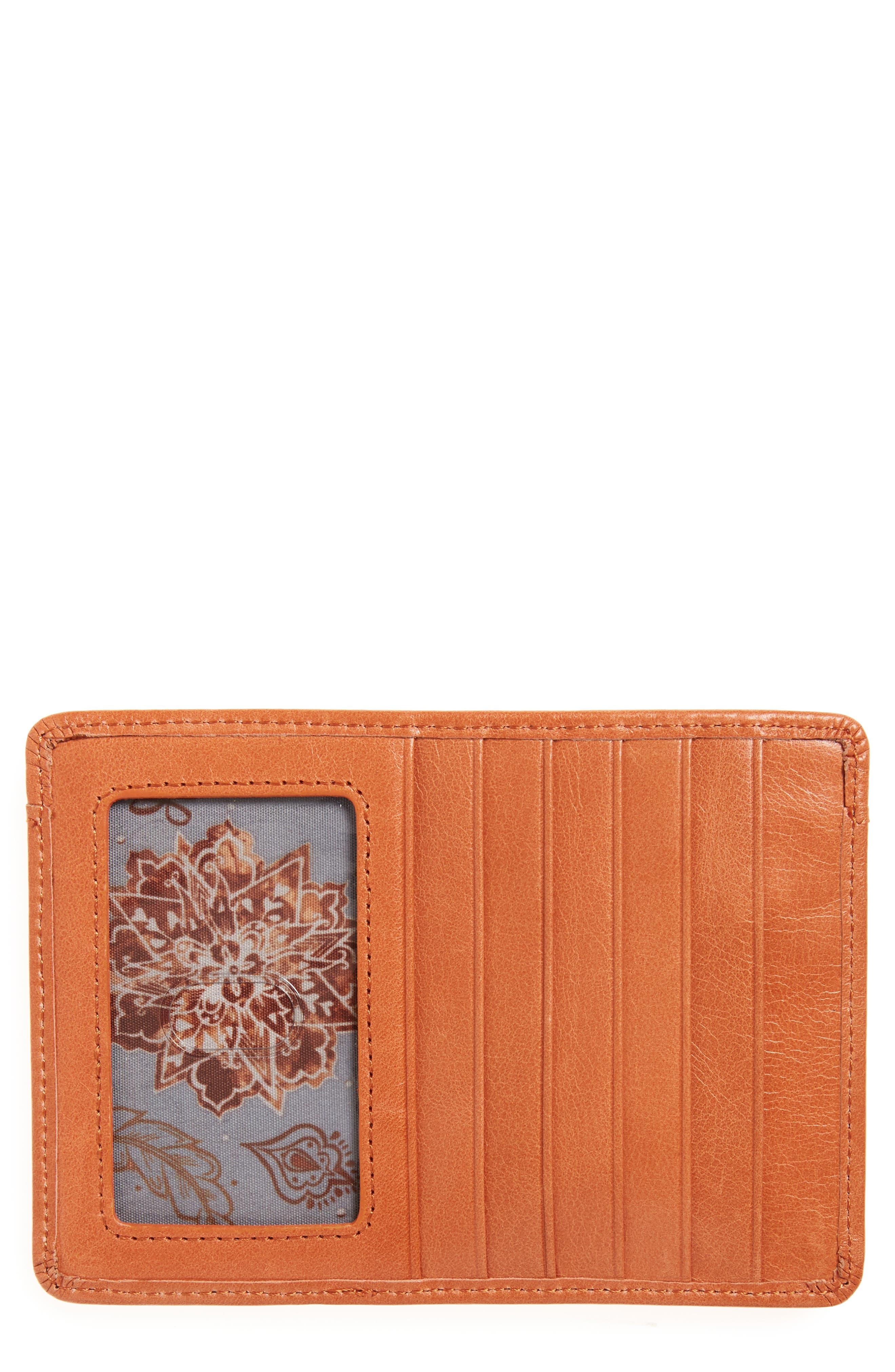 Image of Hobo Euro Slide Credit Card & Passport Case