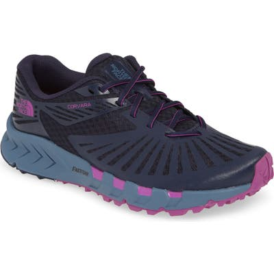 The North Face Corvara Trail Running Sneaker, Blue