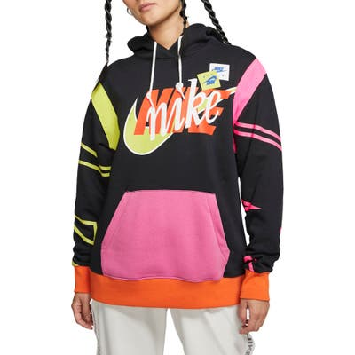 Nike Sportswear Air Force 1 Stacked Logo Hoodie