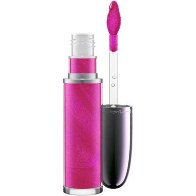 MAC Grand Illusion Glossy Liquid Lipcolor - Pink Trip