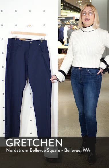 Stonycraft Straight Leg Jeans, sales video thumbnail