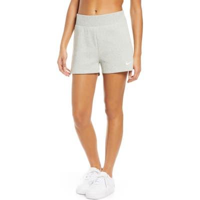 Nike Sportswear Rib Cotton Shorts