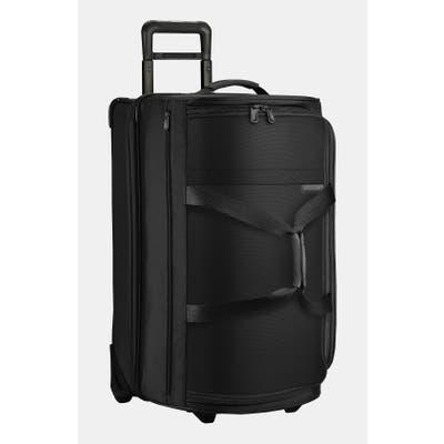 Briggs & Riley Medium Baseline Rolling Duffle Bag -
