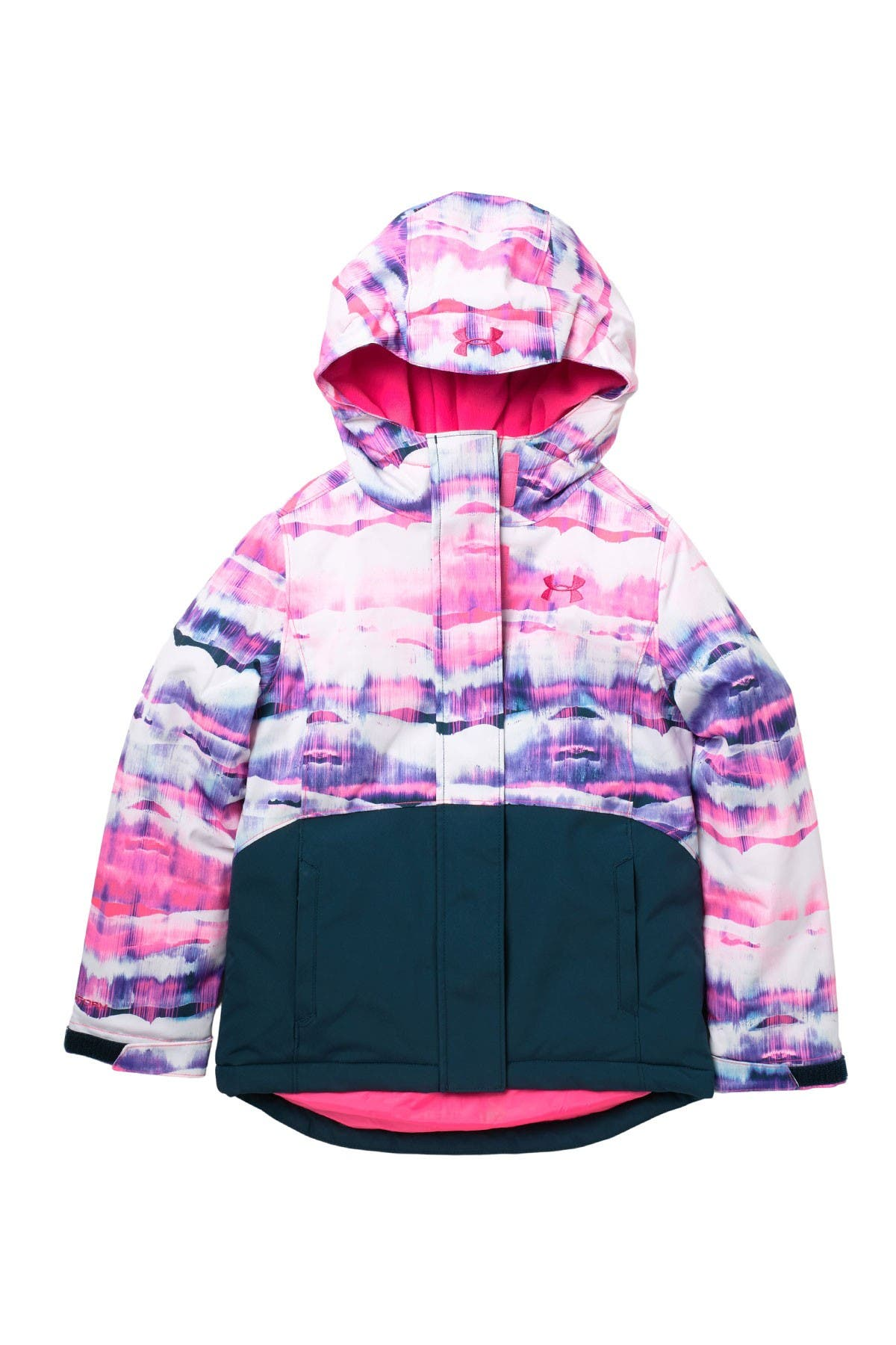 audición cama Invalidez  Under Armour | Printed Treetop Jacket | HauteLook