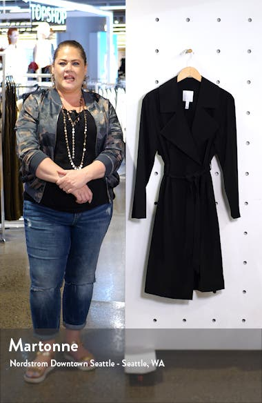 Relaxed Soft Trench Coat, sales video thumbnail