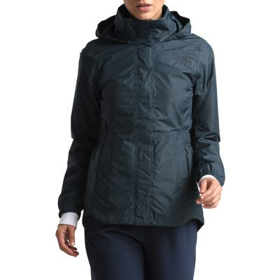 The North Face Resolve Ii Hooded Waterproof/windproof Parka, Blue