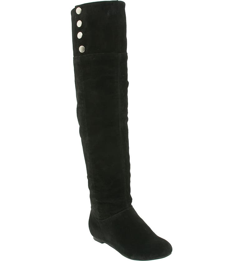 CHINESE LAUNDRY 'Trust Me' Over the Knee Boot, Main, color, 001