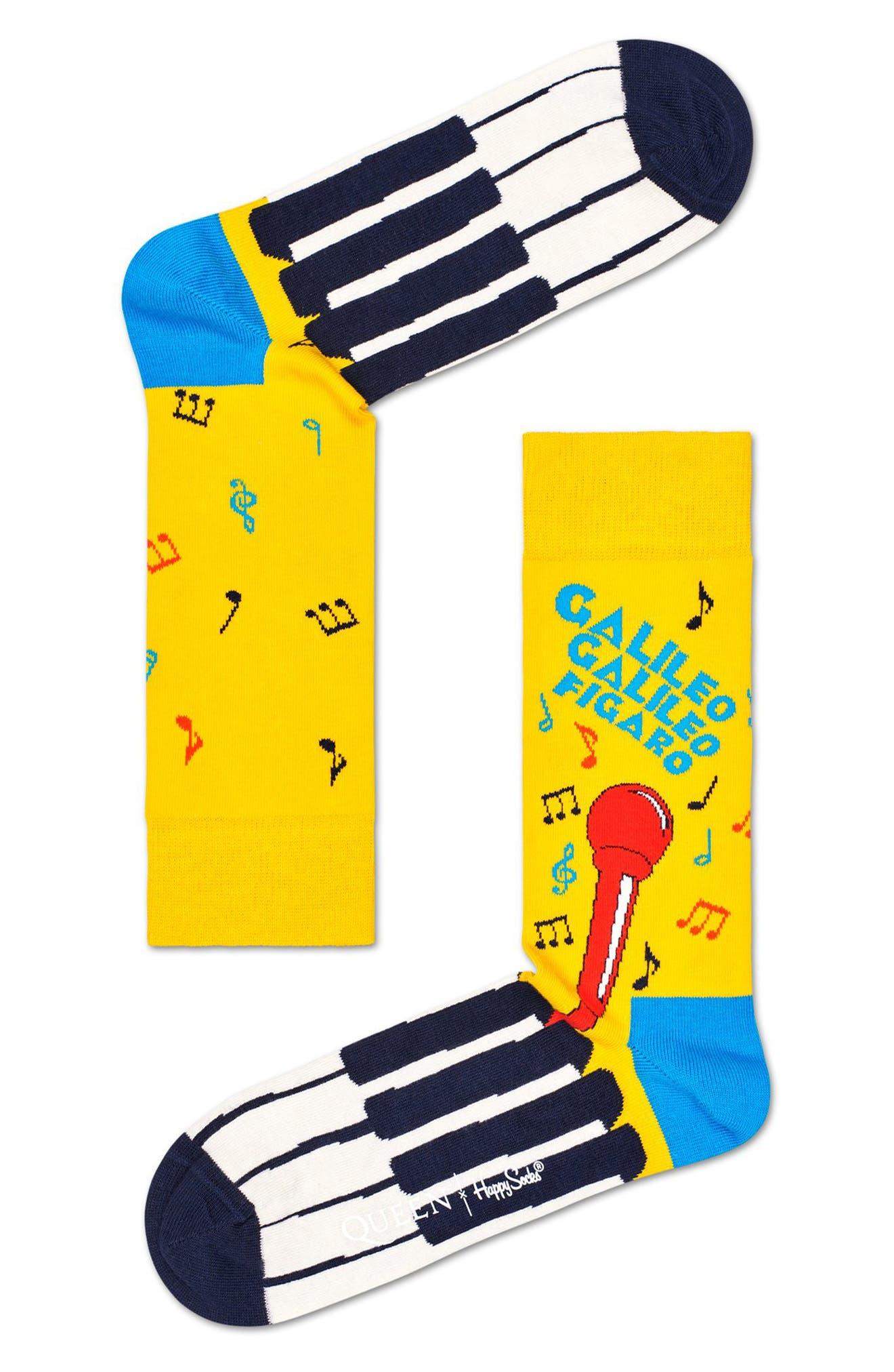 Galileo Queen Socks