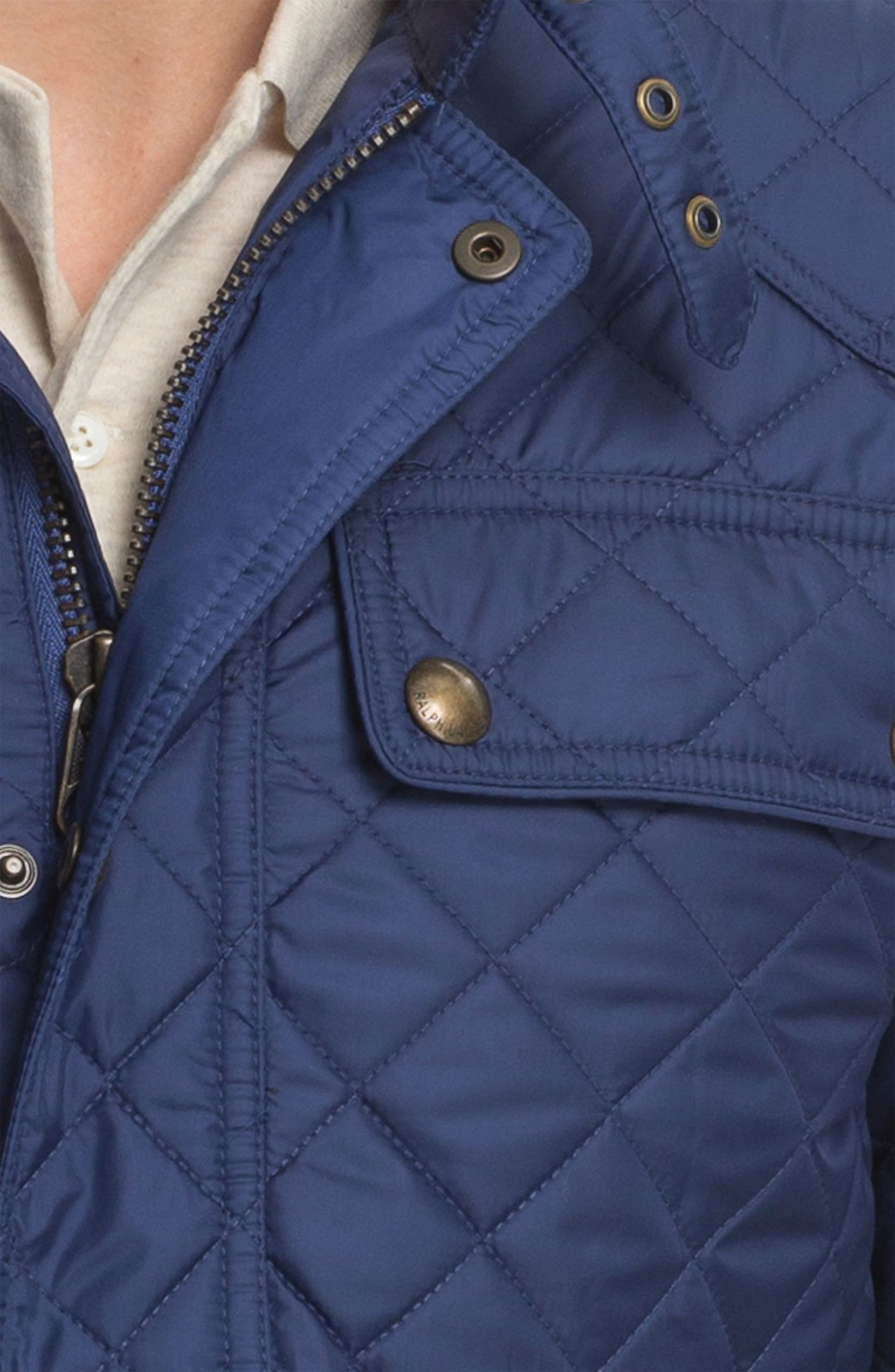 Polo 'cadwell' Quilted JacketNordstrom Bomber Ralph Lauren 9IEDeYWH2