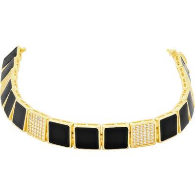 Freida Rothman Harmony Enamel Bracelet