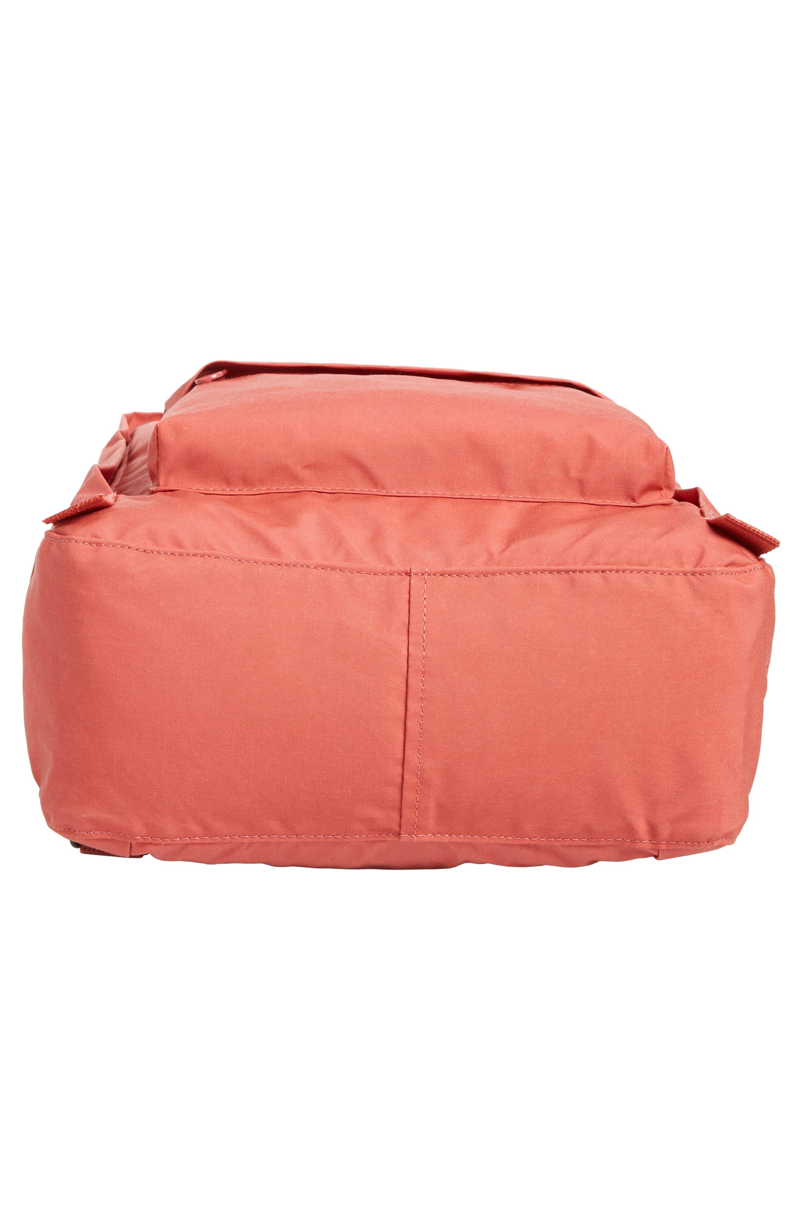 ,                             Kånken Water Resistant Backpack,                             Alternate thumbnail 7, color,                             DAHLIA