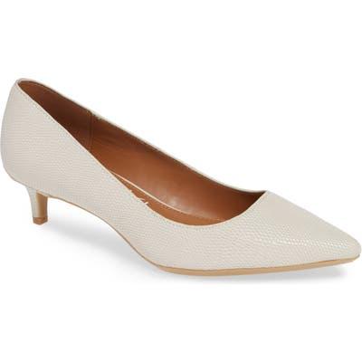 Calvin Klein Gabrianna Pump- White