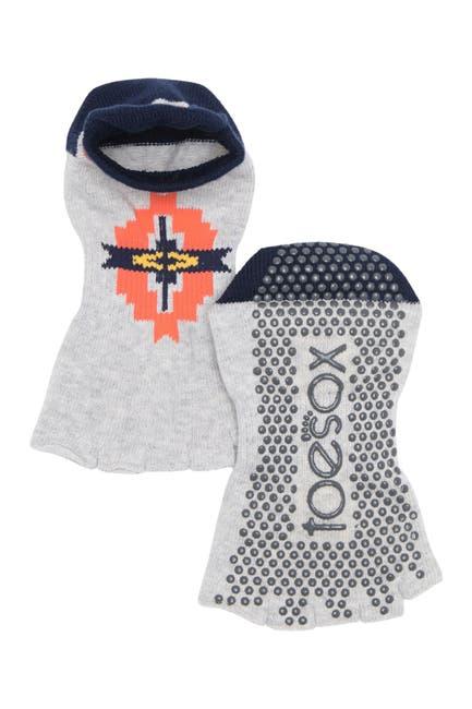 Image of ToeSox Half Toe Low Rise Grip Socks