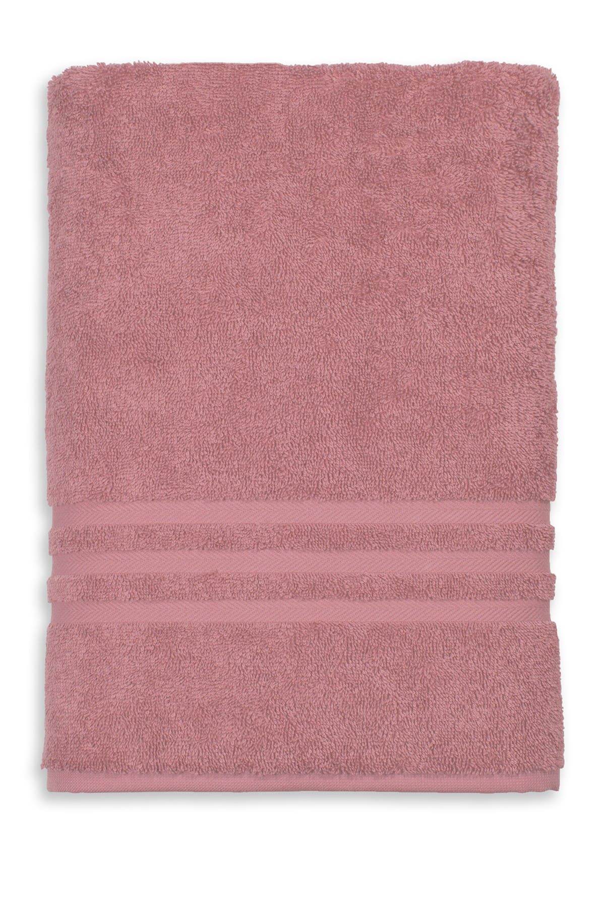 Image of LINUM HOME Denzi Bath Sheet - Tea Rose