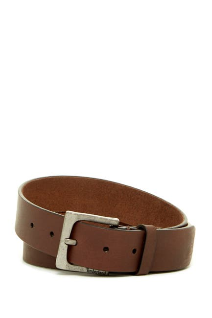 Image of Timberland Classic Leather Belt