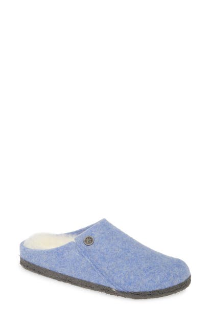 Birkenstock Shoes ZERMATT GENUINE SHEARLING LINED CLOG