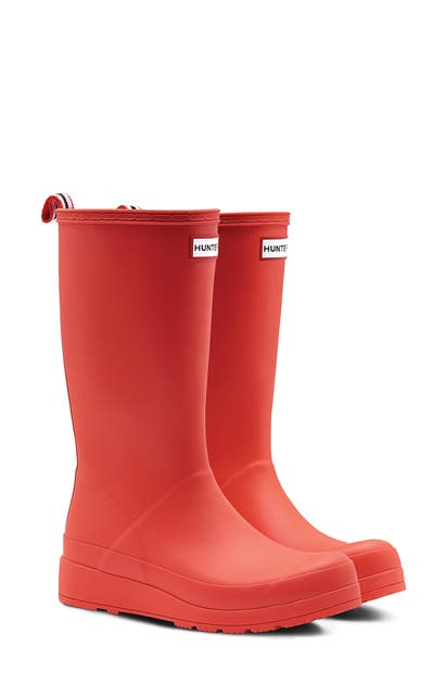 Hunter ORIGINAL PLAY TALL WATERPROOF RAIN BOOT