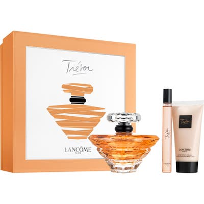 Lancome Tresor Eau De Parfum Set (Usd $153.50 Value)
