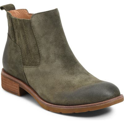 Sofft Bellis Waterproof Bootie- Green