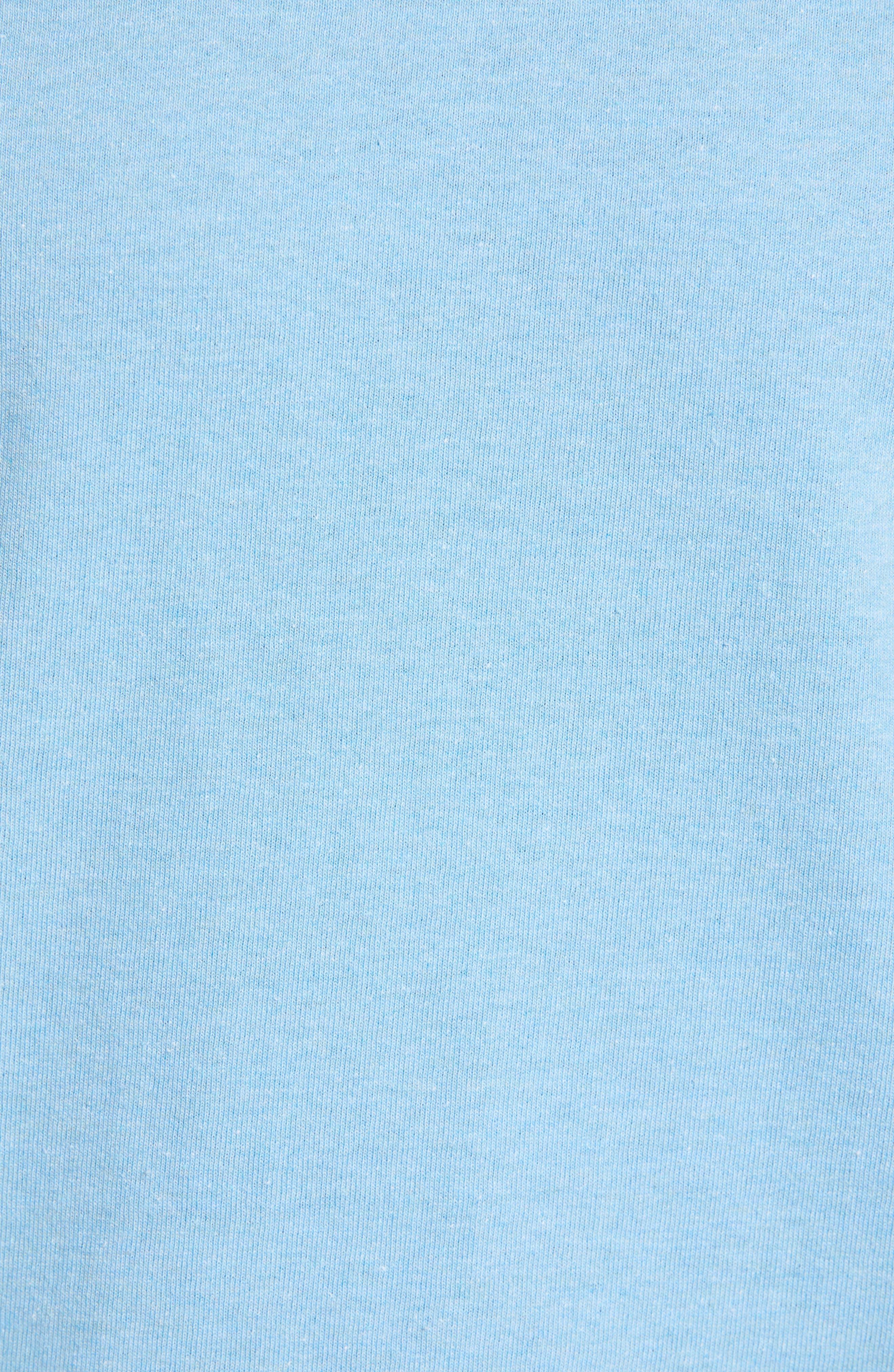 ,                             Fitz Roy Tarpon Responsibili-Tee T-Shirt,                             Alternate thumbnail 5, color,                             BREAK UP BLUE
