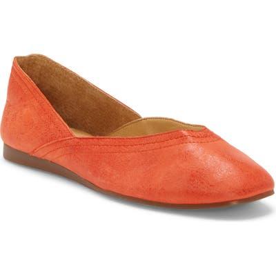 Lucky Brand Alba Skimmer- Red