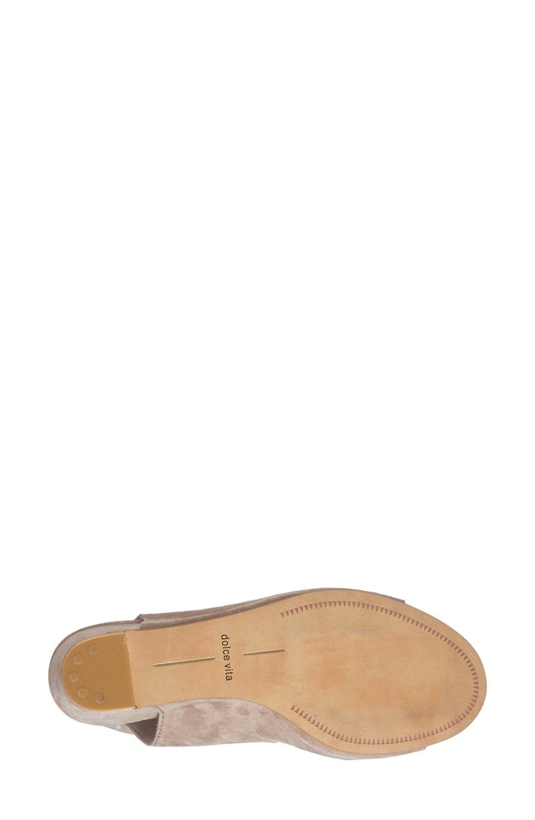 ,                             'Louise' Ghillie Wedge,                             Alternate thumbnail 8, color,                             250