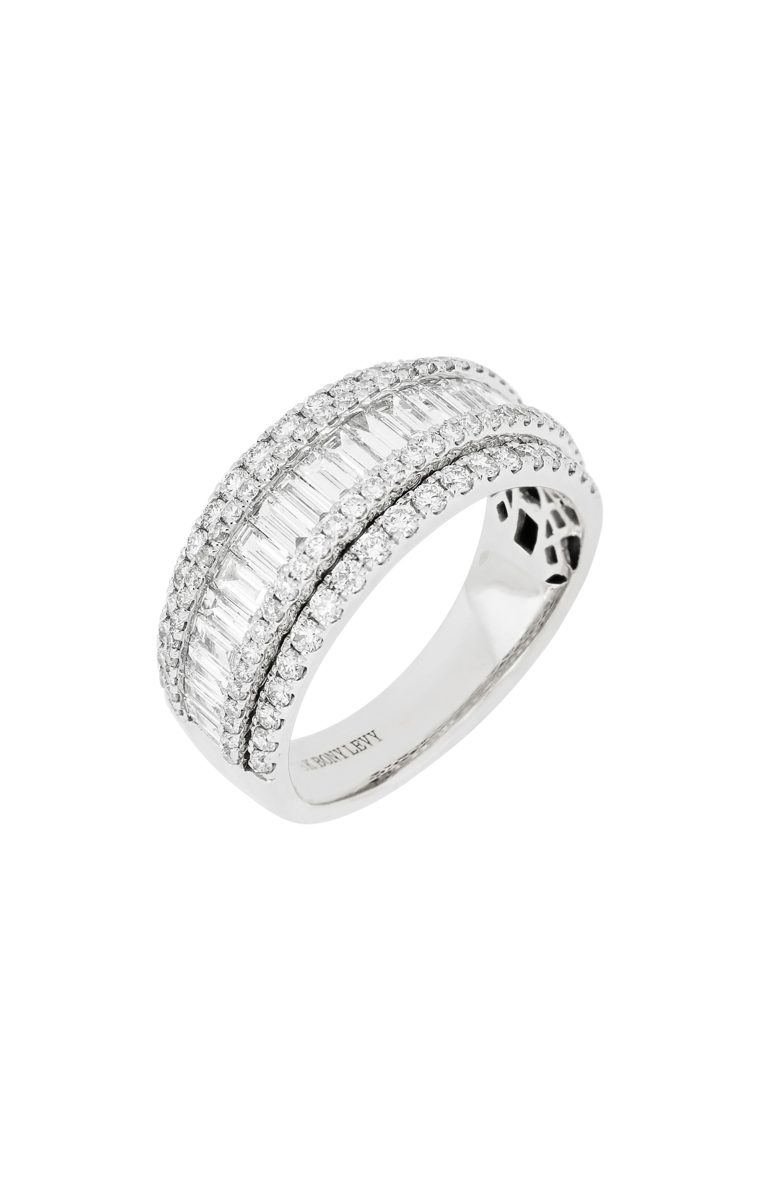 Mixed Diamond Ring (Nordstrom Exclusive)
