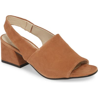 Vagabond Shoemakers Elena Slingback Sandal - Brown