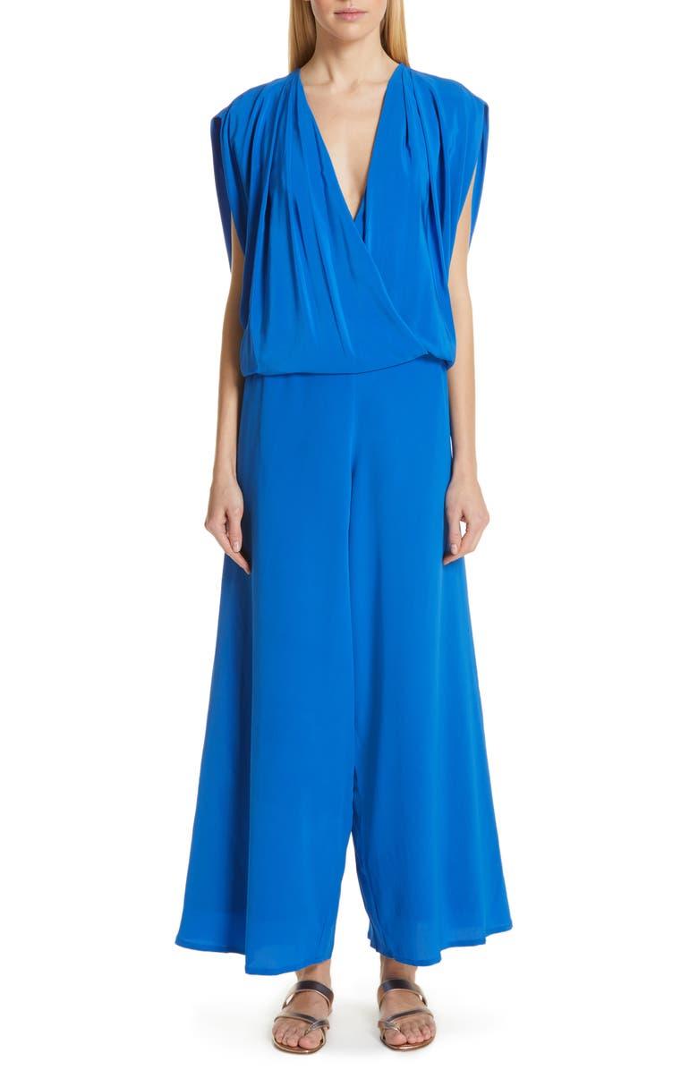 KALITA Ephyra Silk Jumpsuit, Main, color, 400