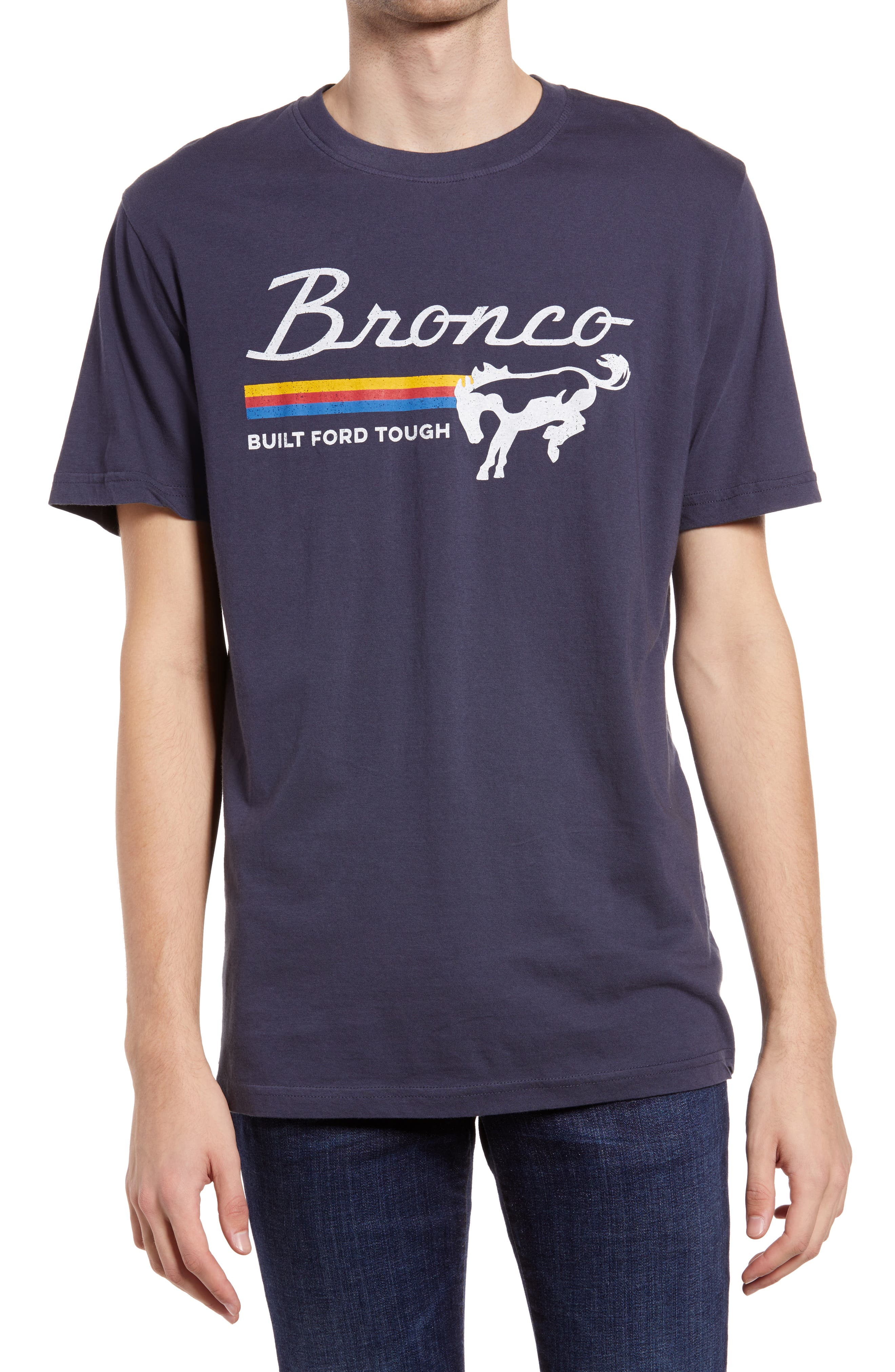 Men's Brass Tacks Ford Bronco Graphic Tee