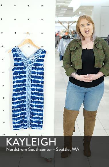 Oliana Stripe Dress, sales video thumbnail