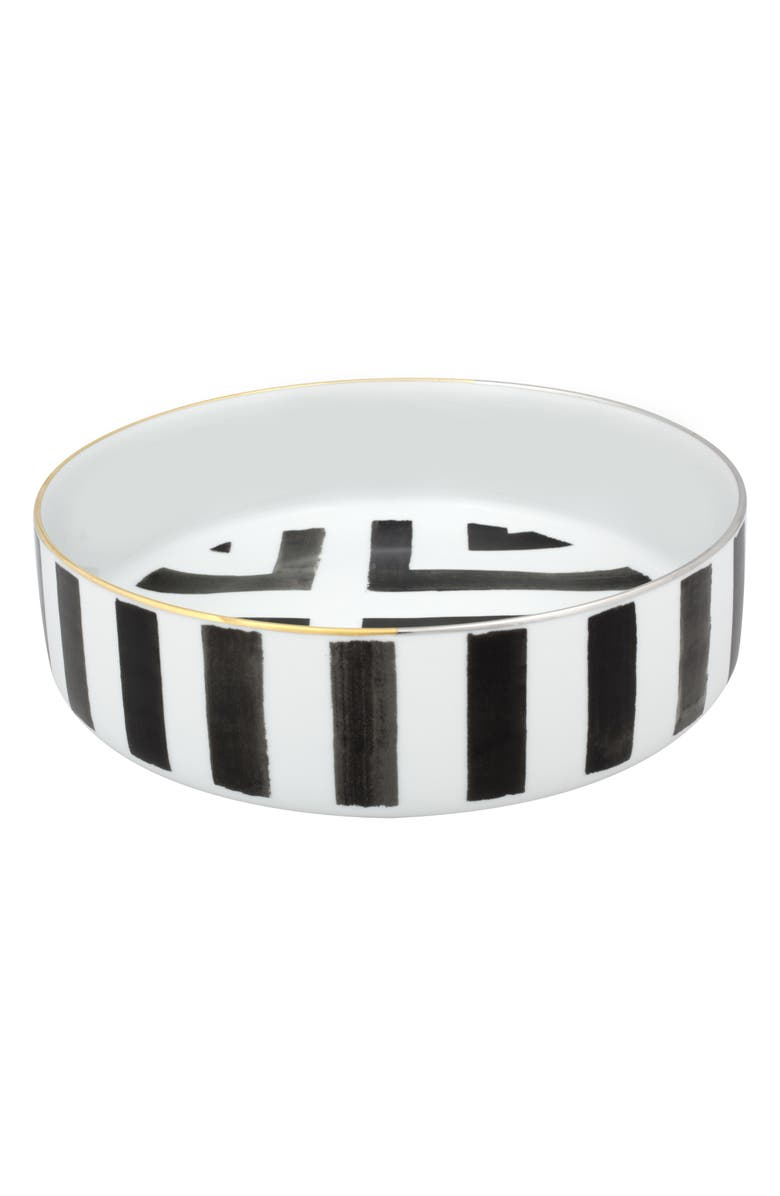 CHRISTIAN LACROIX Sol y Sombra Large Salad Bowl, Main, color, WHITE