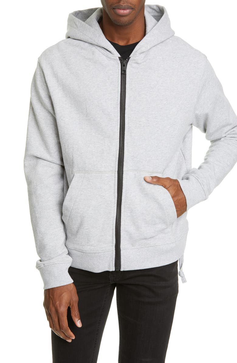 KSUBI Intersect French Terry Zip Hoodie, Main, color, 020