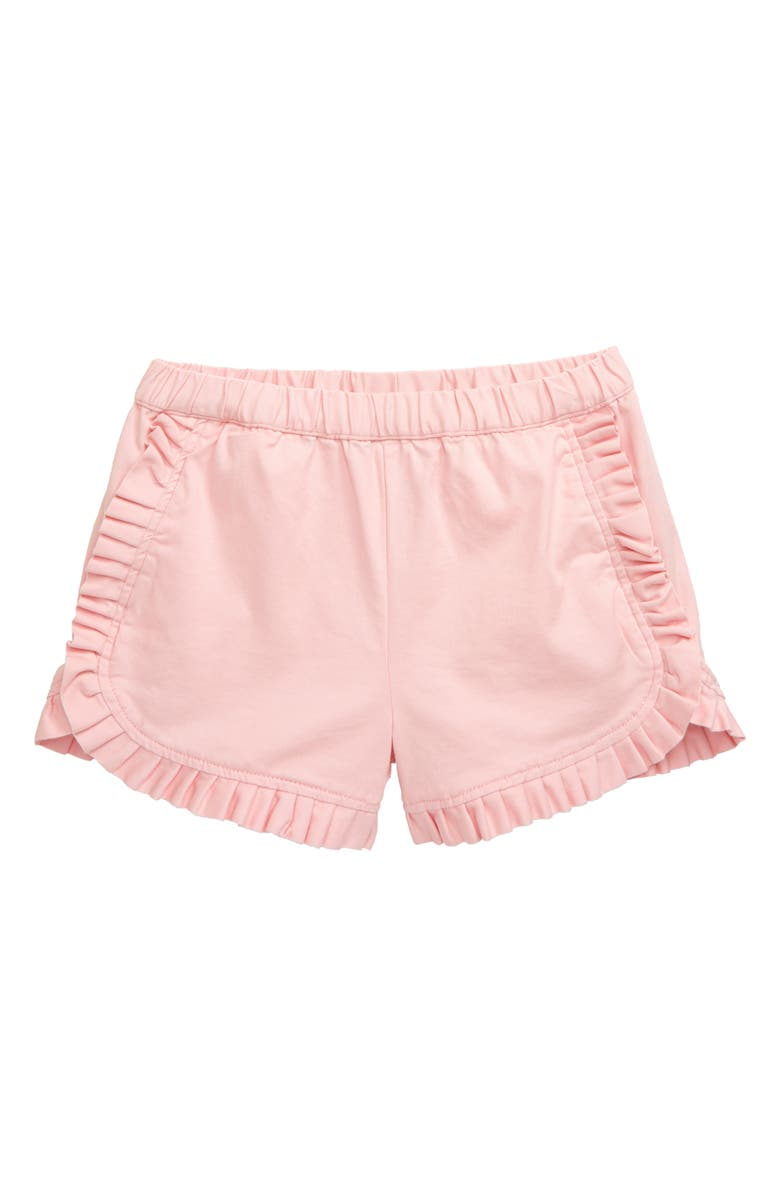 TUCKER + TATE Kids' Ruffle Woven Shorts, Main, color, 680