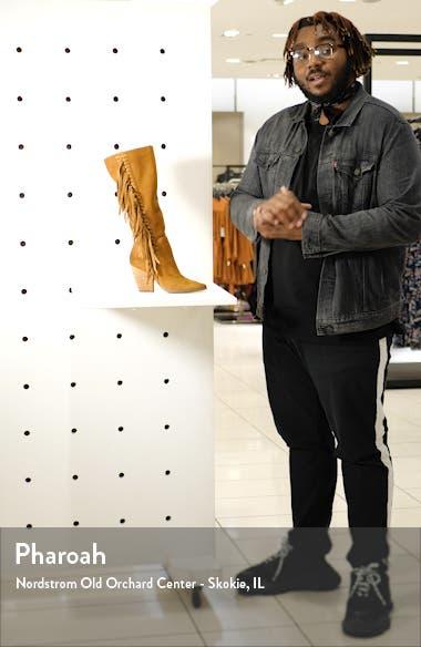 Nitro Fringe Knee High Boot, sales video thumbnail