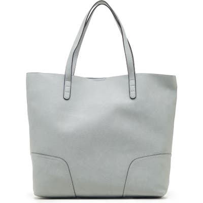 Sole Society Lilyn Faux Leather Tote - Blue