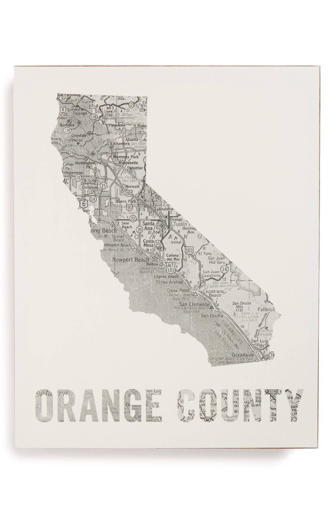,                             City Map Wall Art,                             Main thumbnail 25, color,                             042