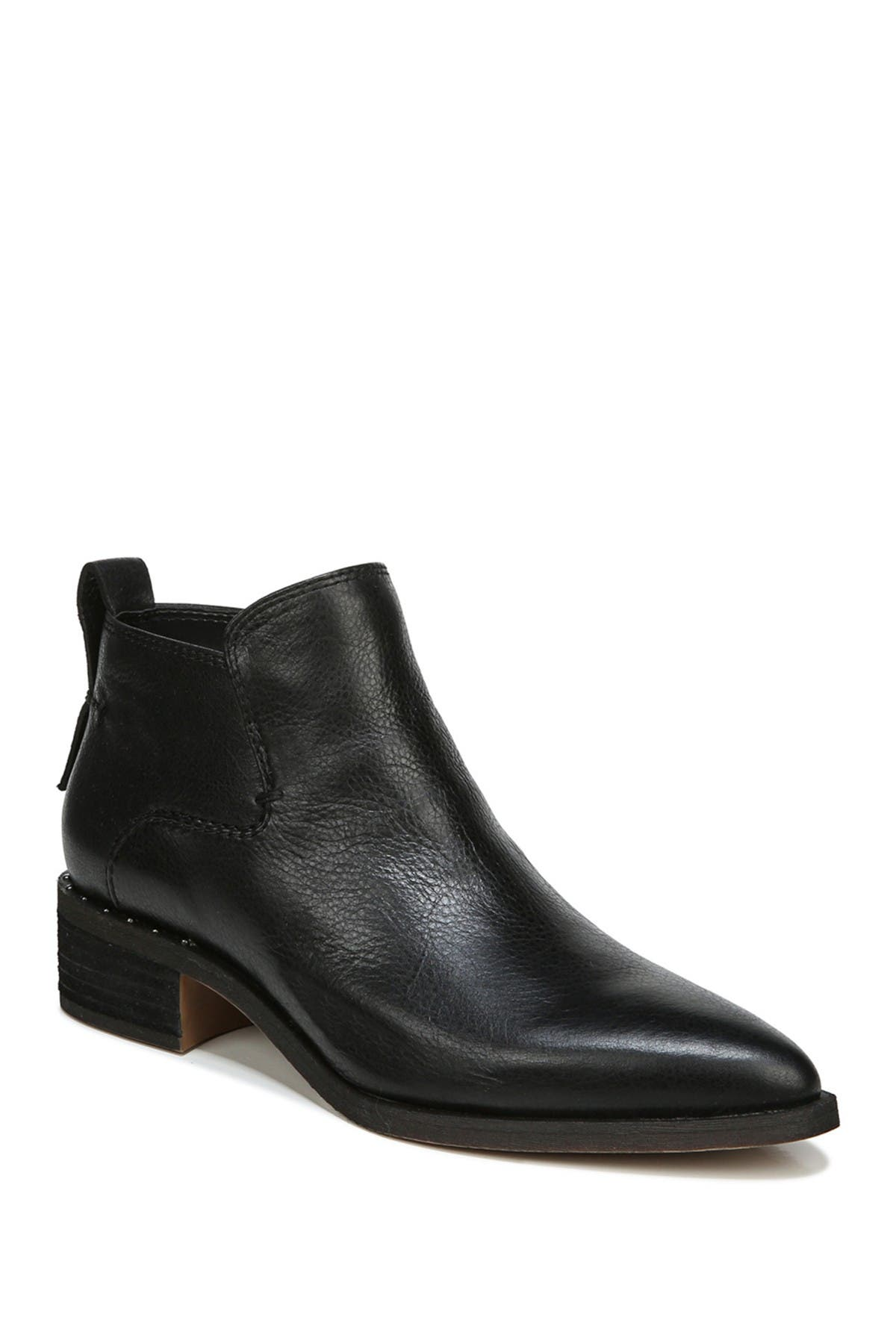 Image of Franco Sarto Damion Leather Ankle Bootie