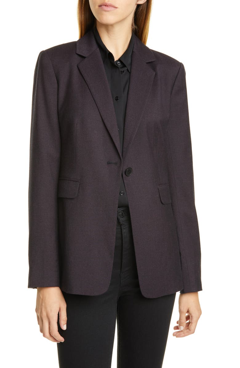 NORDSTROM SIGNATURE Blazer, Main, color, 501