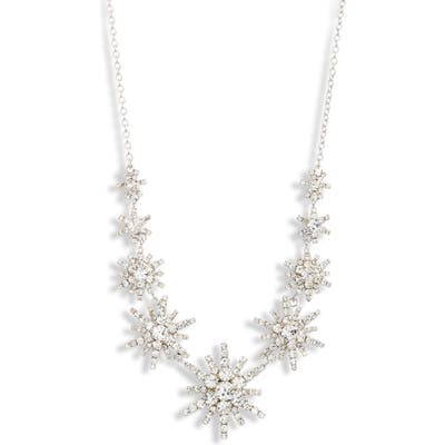 Cristabelle Graduated Star Crystal Frontal Necklace