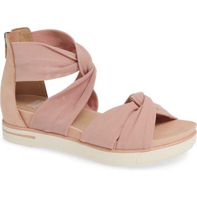 Eileen Fisher Zanya Sandal- Pink